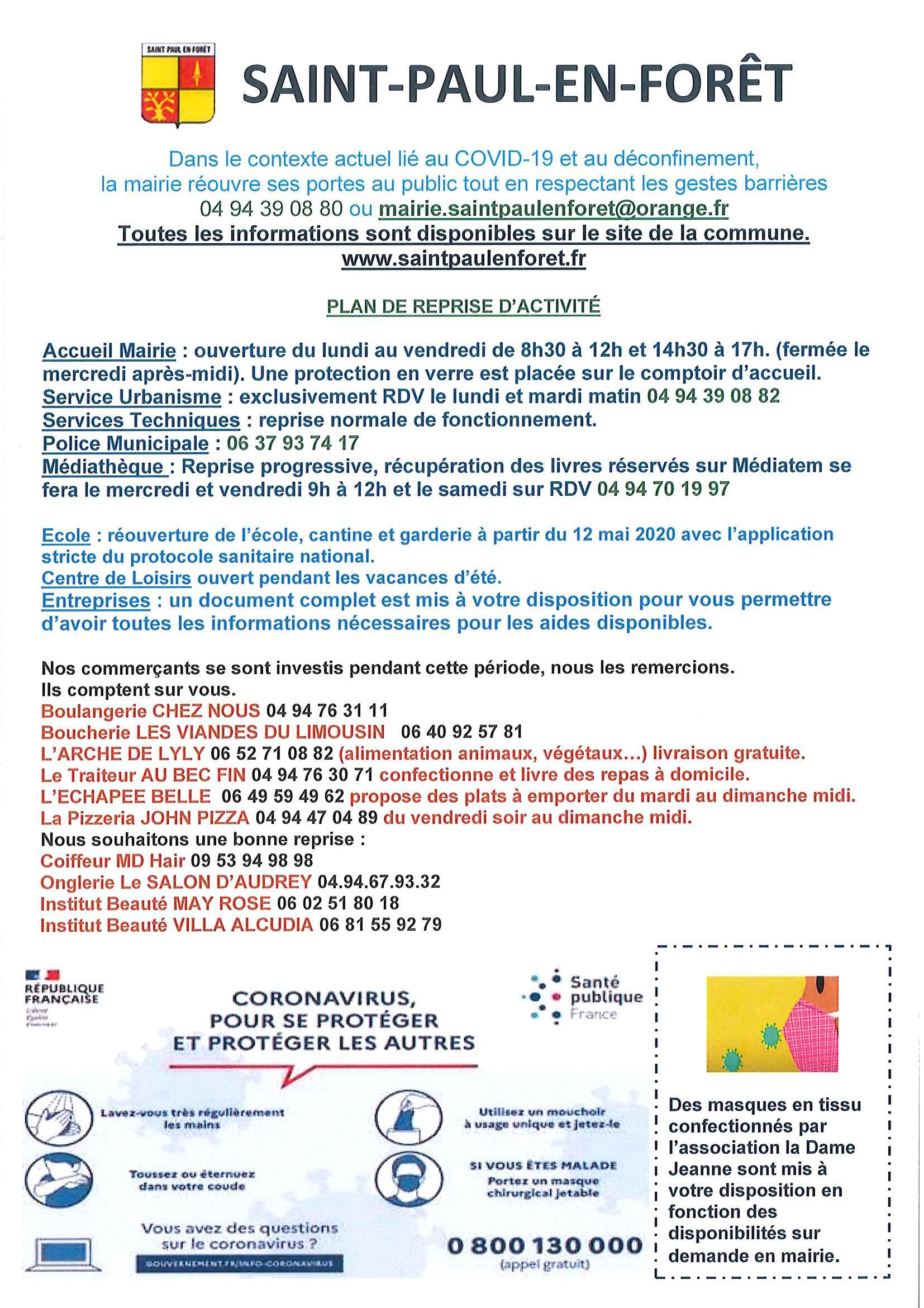 horaire m